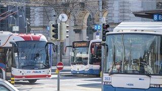 Une enveloppe 4,4 milliards de francs pour le transport régional