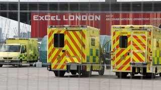 Coronavirus: décès d'un enfant de 5 ans en Angleterre