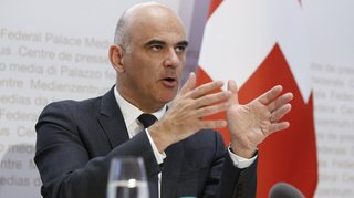 Coronavirus: «Une sortie rapide n'est pas réaliste», juge Alain Berset
