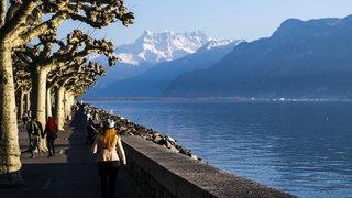Coronavirus: les Suisses ont été globalement bien disciplinés ce week-end