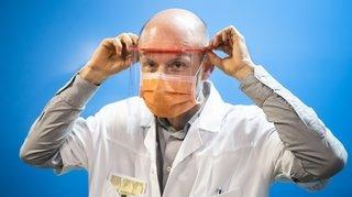 Coronavirus: le Valais se mobilise pour fabriquer des masques en 3D