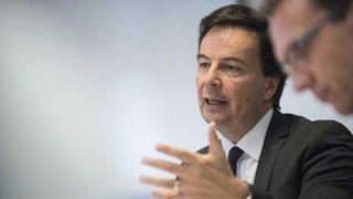 Communales 2020: le président de Sion Philippe Varone à la barre