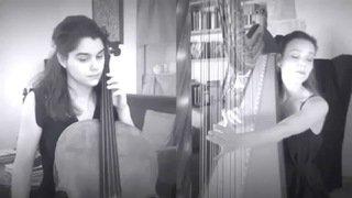 Confinée, la violoncelliste Estelle Revaz ne cesse de jouer