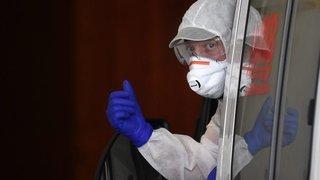 Coronavirus: le confinement commence à payer, mais la mortalité reste élevée