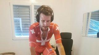 Cyclisme: «Je n'avais plus autant sué depuis un moment…» sourit Sébastien Reichenbach