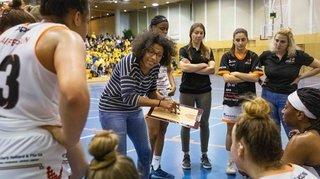 Basketball: Simona Soda remplace Caroline Turin à la tête d'Hélios