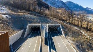 Autoroute A9: le tunnel d'Eyholz fermé en alternance jusqu'au 1ermai