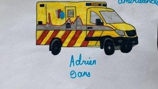 Adrien, 9 ans - Nendaz