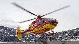 Une période de fêtes calme pour les sociétés de sauvetage héliporté