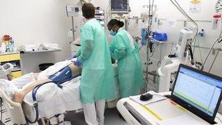 Coronavirus: la Suisse compte 56 morts de plus en 24 heures