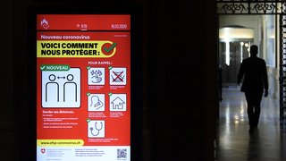 Coronavirus: plus de 500 nouveaux cas en Suisse