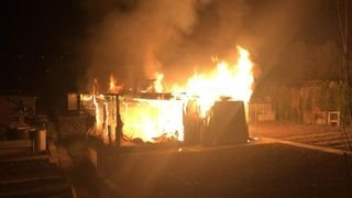 Incendie: vingt poulets meurent dans un poulailler à Bâle, piste criminelle privilégiée