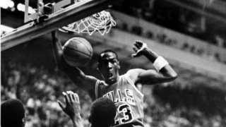 Basketball: quand Dieu se déguisa en Michael Jordan