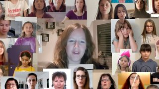 Coronavirus: quand 74 choristes valaisans chantent ensemble… mais en confinement