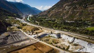 Benzidine dans le Rhône: Lonza a su dix ans avant l'Etat du Valais et n'a rien fait