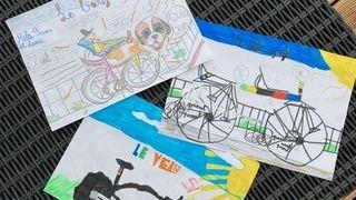 Concours de dessin pour les mondiaux de cyclisme