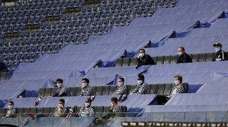 Football: l'étrange reprise de Gelson Fernandes