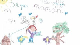 Eline, 7 ans - St-Martin