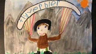 Eliot, 6 ans - Le Châble
