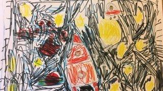 Eloïse, 6 ans - Troistorrents