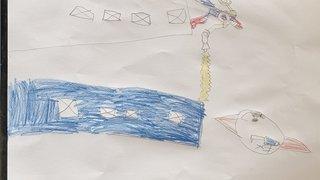 Evan, 7 ans - Salgesch