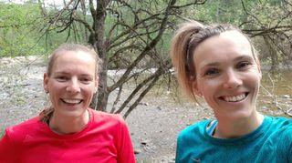 Le selfie de Marielle Giroud (basketball): «Reprendre mon activité professionnelle me redonnera un rythme de vie»