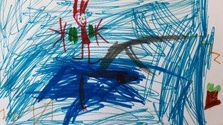 Guillaume, 4 ans - Visé (Belgique)