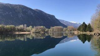 Coronavirus: la bourgeoisie de Sierre ferme l'accès au lac de la Brèche