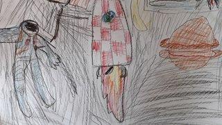 Joachim, 6 ans - Visé Belgique