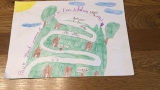 Joshua, 9 ans - Vionnaz