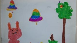 Lyssia, 6 ans - Uvrier