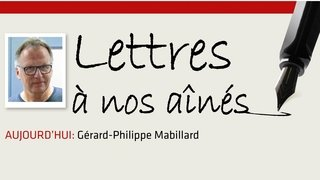Coronavirus: la lettre à nos aînés de Gérard-Philippe Mabillard