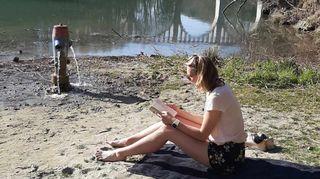Le selfie de Marielle Giroud: «Je tente d'apprivoiser ce nouveau quotidien»