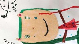 Matti, 6 ans - Grimentz