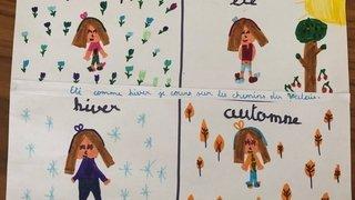 Mia, 9 ans - Charrat