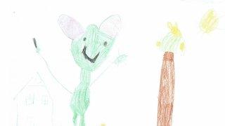 Noé, 6 ans - Bramois