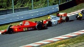 Cette chicane entre Alain Prost et Ayrton Senna qui a marqué Sébastien Carron