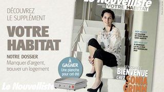 """Le magazine """"Spécial Habitat"""" change de peau et de nom. Voici """"Votre Habitat""""."""
