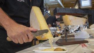 Coronavirus: dégâts limités dans les fromageries valaisannes