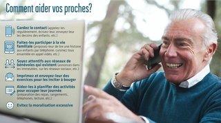 En période de confinement, comment aider nos aînés sans risque?