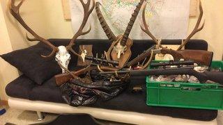Bas-Valais: des actes de braconnage fermement condamnés par les chasseurs
