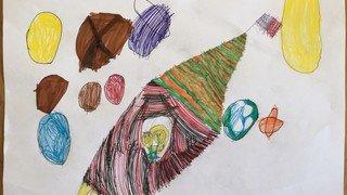 Sofia, 4 ans - le Châble