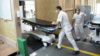 Coronavirus:  75 décès en 48 heures en Suisse