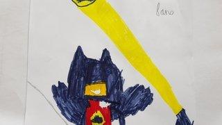 Timothé, 8 ans - Chamoson