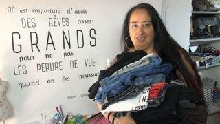 Coronavirus: une vie pour la seconde main dans une petite boutique de Riddes