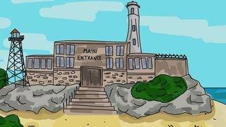 Coronavirus: réussir – ou non – à s'évader virtuellement de l'île d'Alcatraz