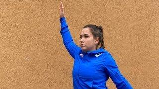 Le selfie de Ylena In-Albon (tennis): «ça m'a fait du bien de déconnecter un peu»