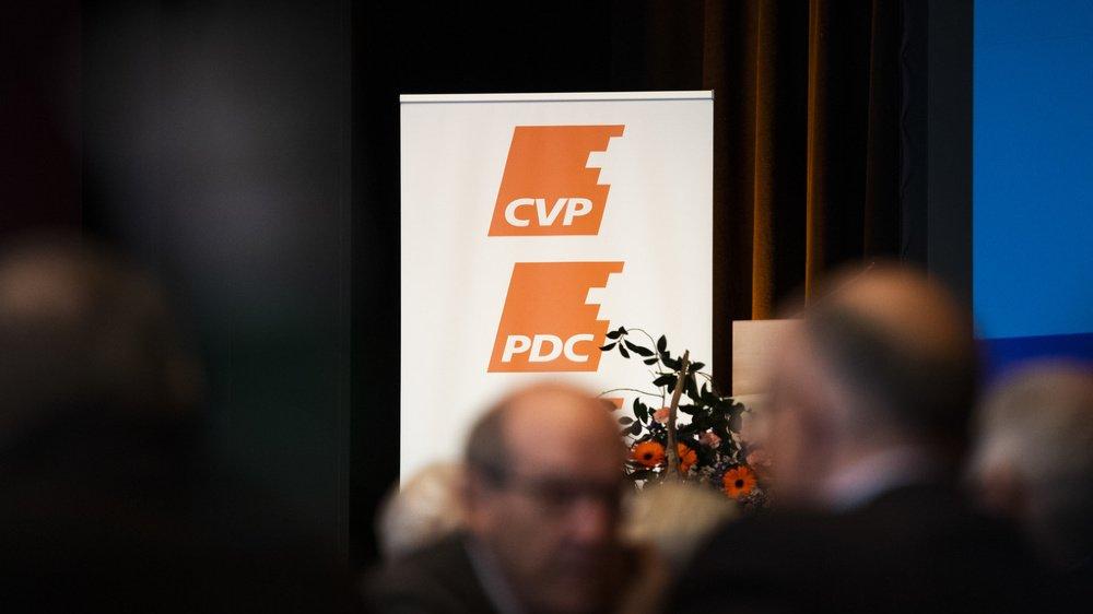 L'assemblée des délégués suisses du PDC débattra de la question du nom du parti le 14novembre.