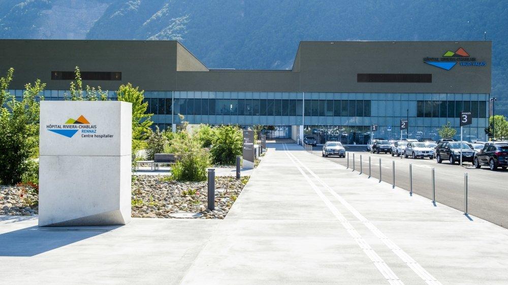 Les députés se pencheront sur la situation de l'hôpital Riviera-Chablais le 18juin prochain.