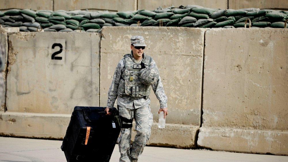 En Irak, des «Boys» devraient bientôt partir